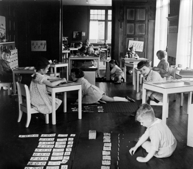 Montessori ikasgela