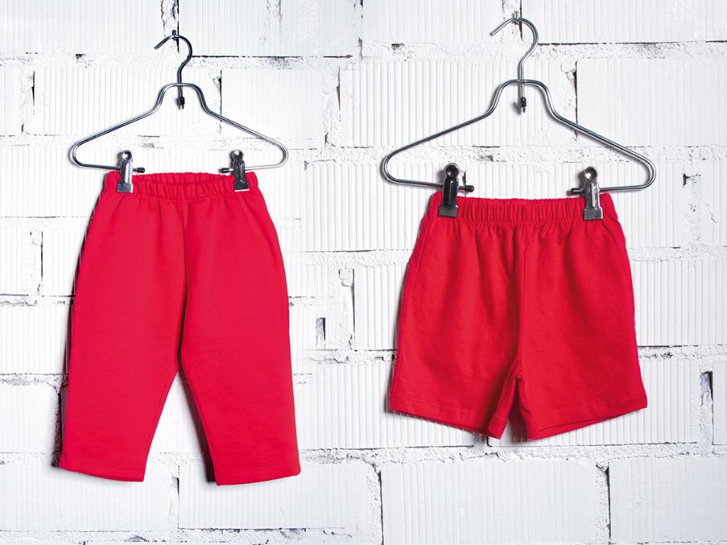 Prakak - Txanogorritxu haurreskolako haur uniformea