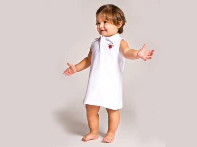 Jantzita - Txanogorritxu haurreskolako haur uniformea